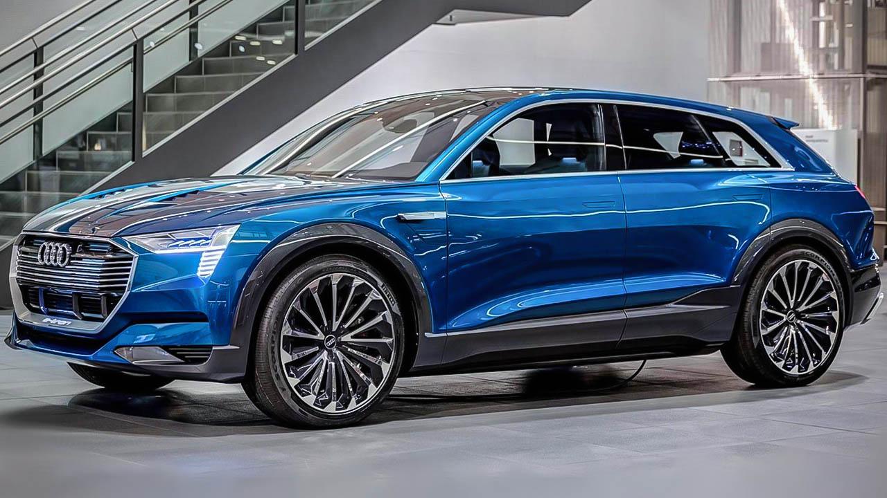 Ev Cars Range Battery Electric Vehicle Audi E Tron Quattro