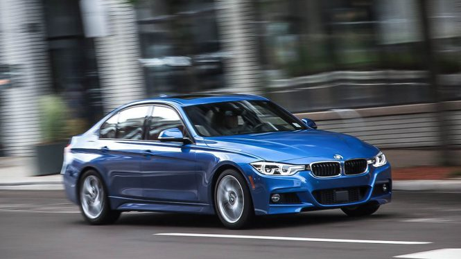 Bmw 330e Iperformance Car Range