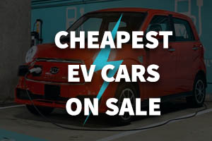 Cheapest Electric Cars on sale