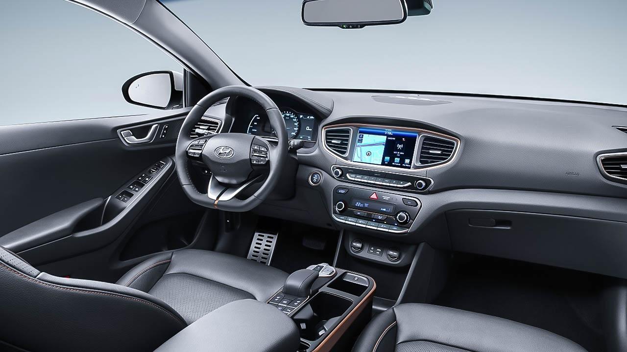Ev Cars Range Battery Electric Vehicle Hyundai Ioniq