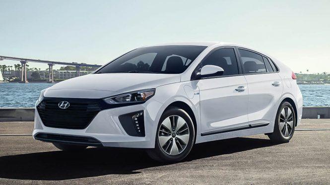 Hyundai Ioniq Plug In Car Range