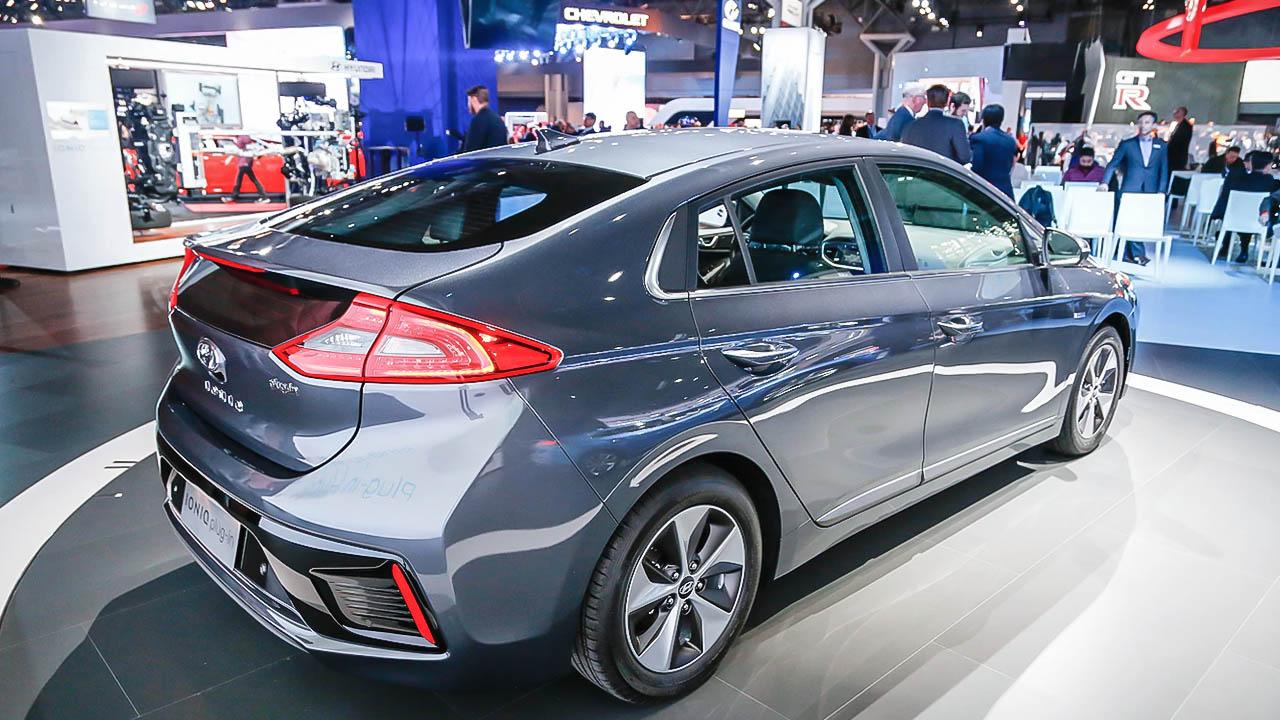 Ev Cars Range Plug In Hybrid Hyundai Ioniq
