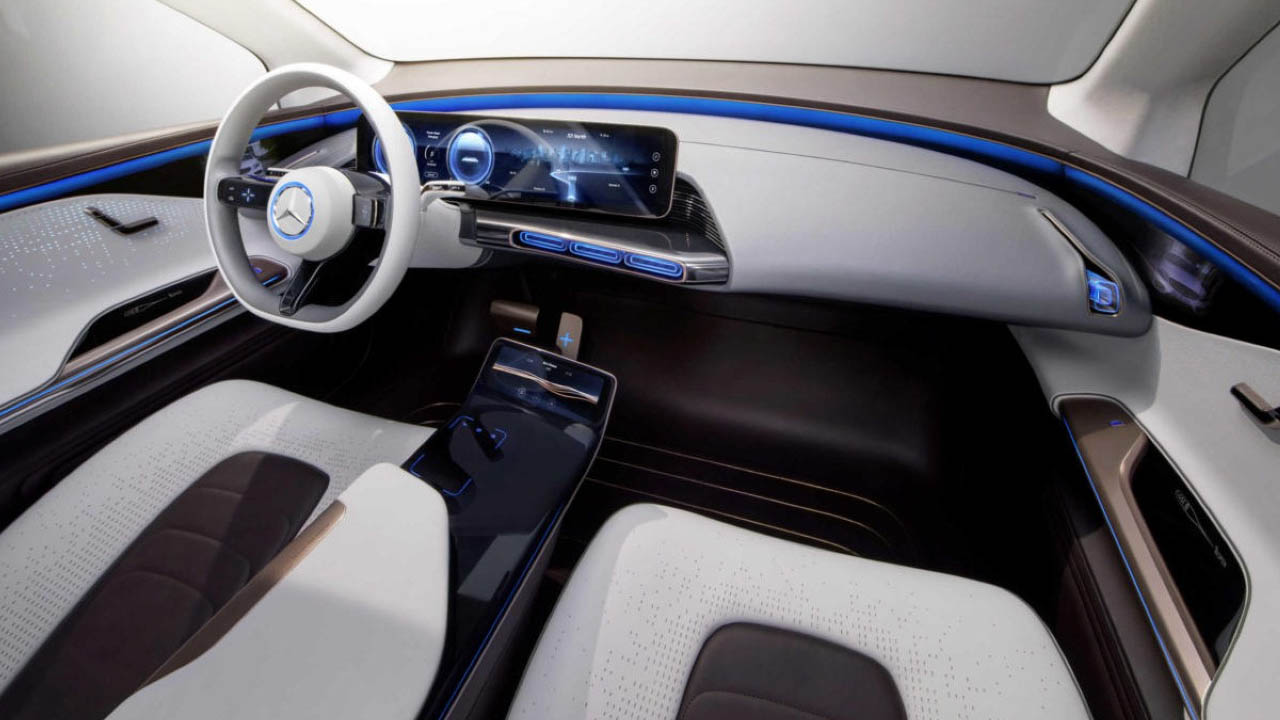Ev Cars Range Battery Electric Vehicle Mercedes Eqa