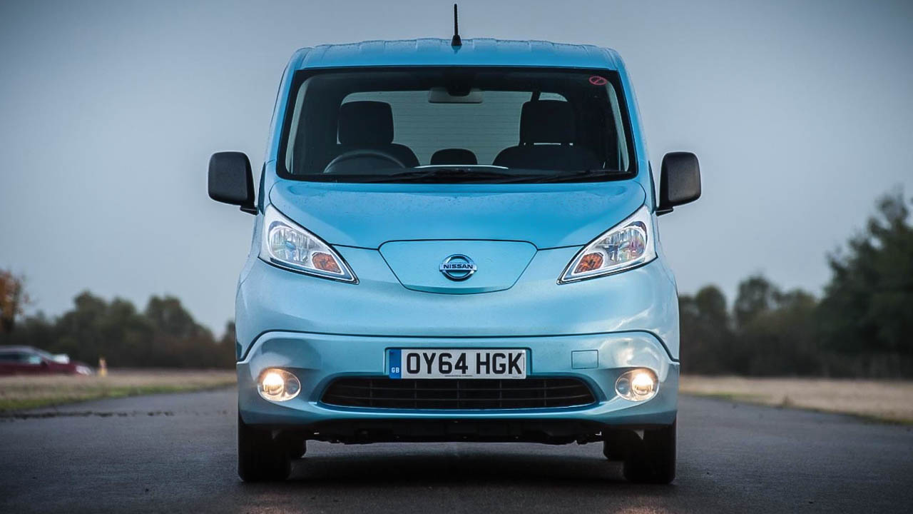 nissan e nv200 combi specs range performance 0 60 mph. Black Bedroom Furniture Sets. Home Design Ideas