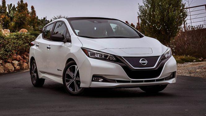 Nissan Leaf E Plus Car Range