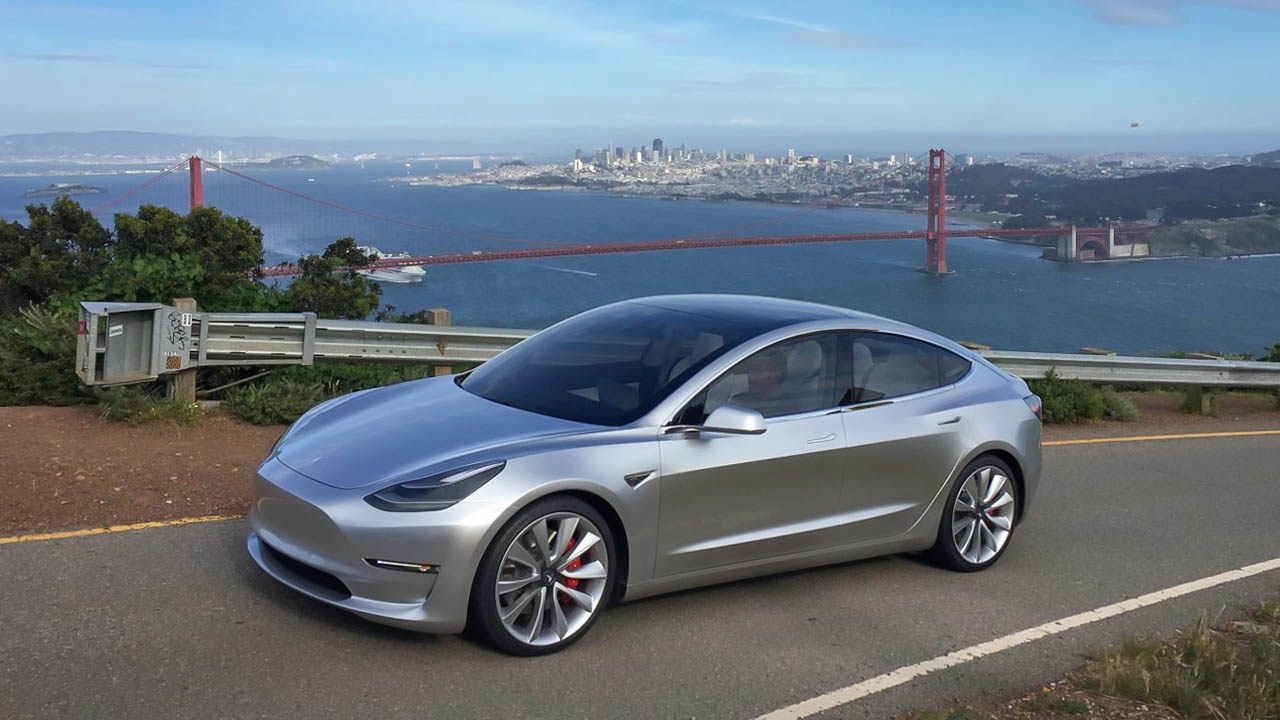Tesla Model 3 Specs, Range, Performance 0-60 mph