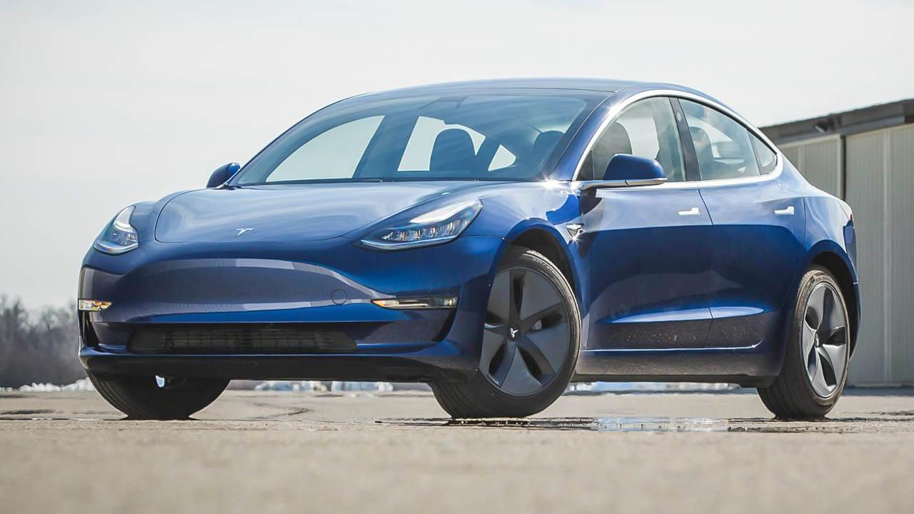 Tesla Model 3 Long Range Performance Specs, Range ...