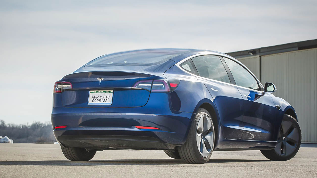 Tesla Model 3 Long Range Performance Specs Range Performance 0 60 Mph
