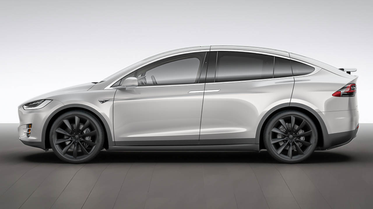 tesla model x 100d specs range performance 0 60 mph. Black Bedroom Furniture Sets. Home Design Ideas