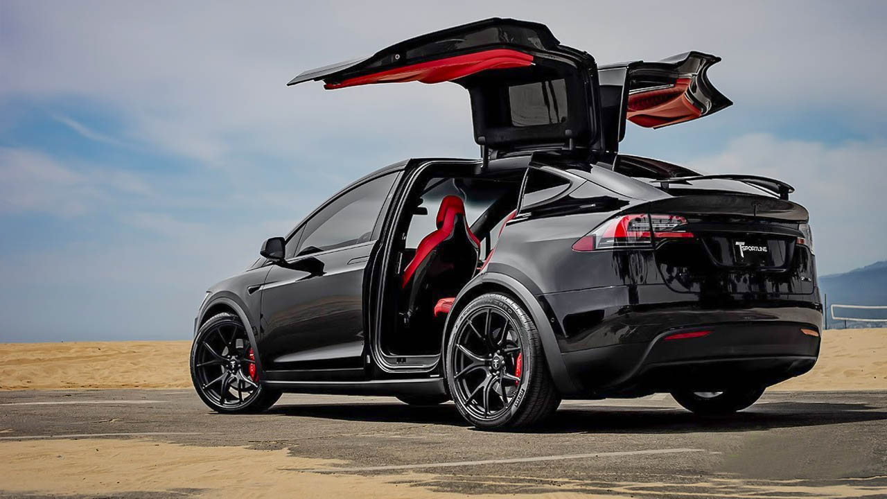 Tesla Electric Car Model X Price | Tesla Car