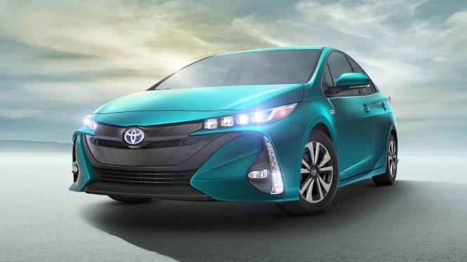 Toyota Prius Plug In Hybrid Car Range