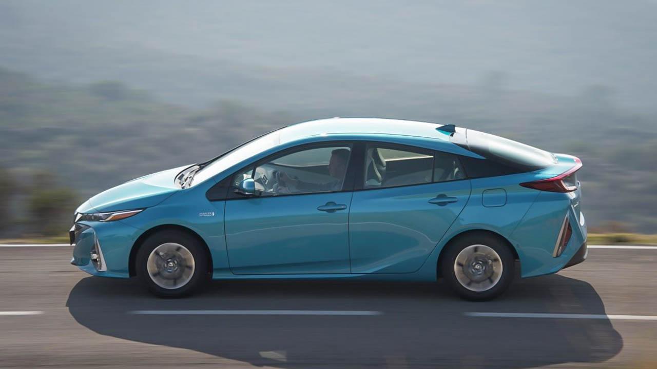 Ev Cars Range Plug In Hybrid Toyota Prius