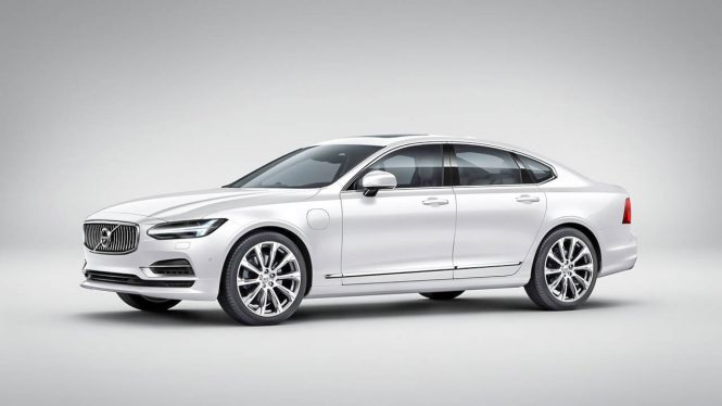 Volvo S90 T8 Twin-Engine car range